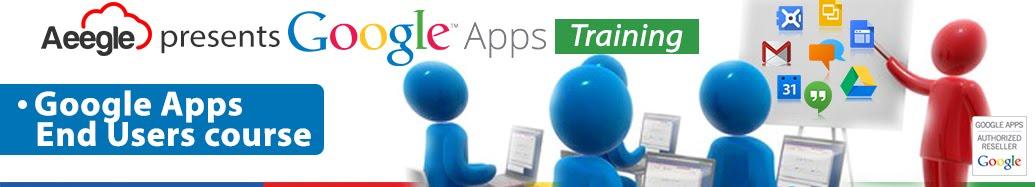 Aeegle Capacitación Google Apps Usuarios Finales