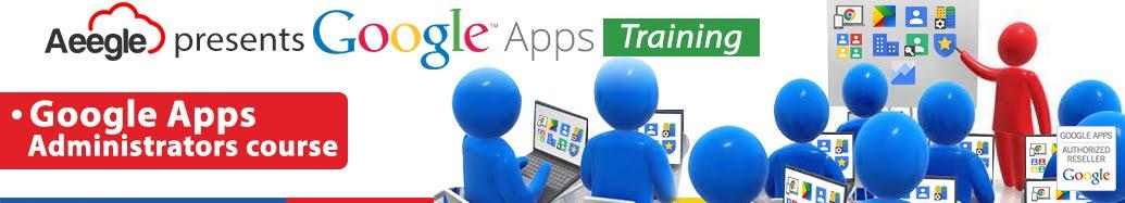 Aeegle Capacitación Google Apps Administradores